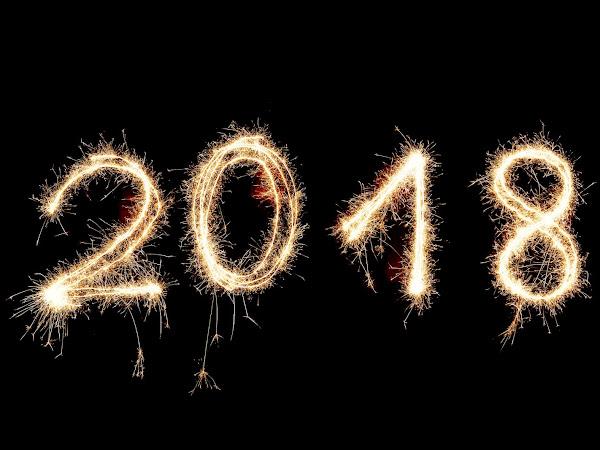 Mes envies pour 2018