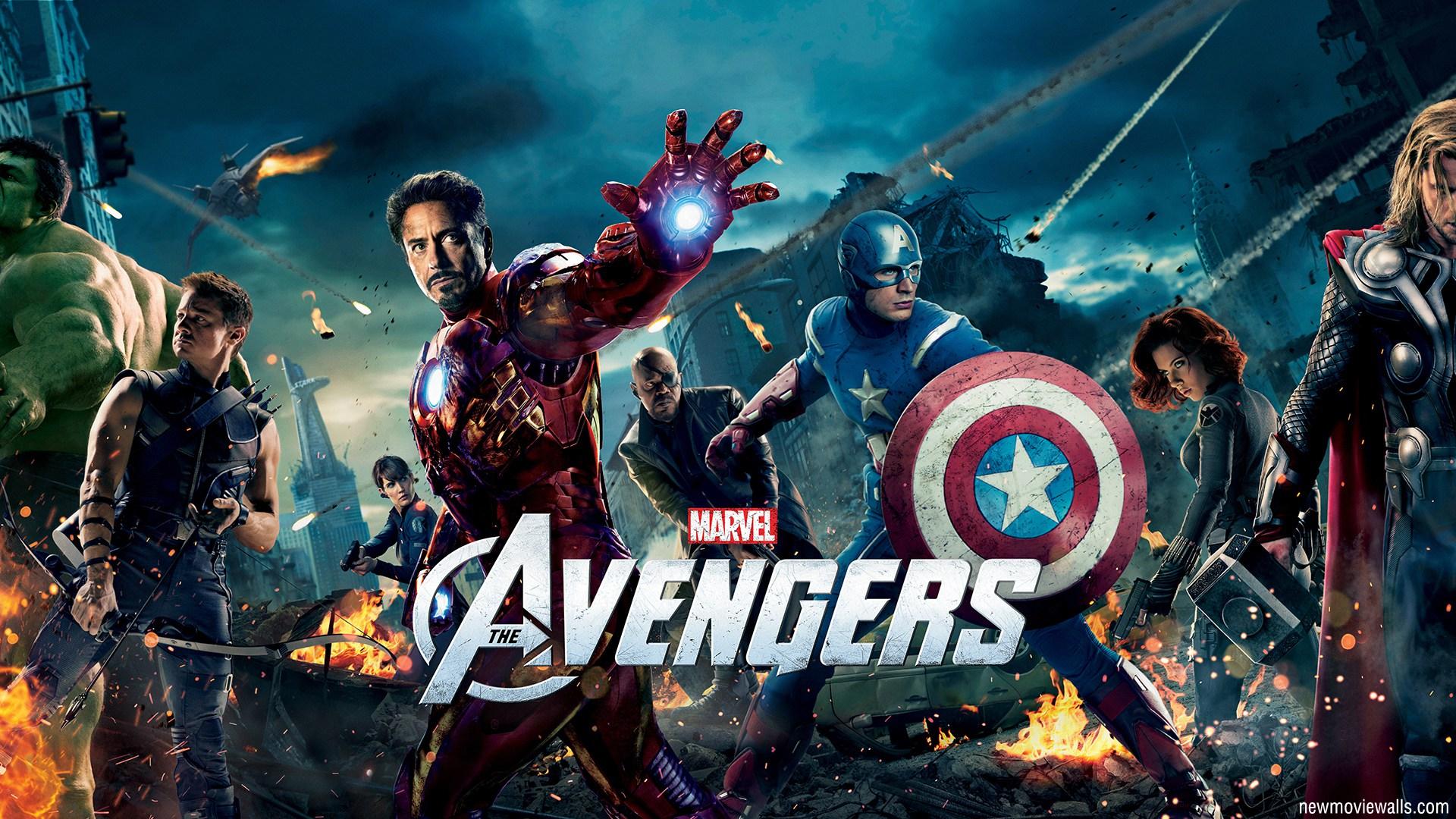 Avengers Game