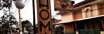 Kerja, Ngopi, dan Ngobrol Asyik di Homi Coffee and Space