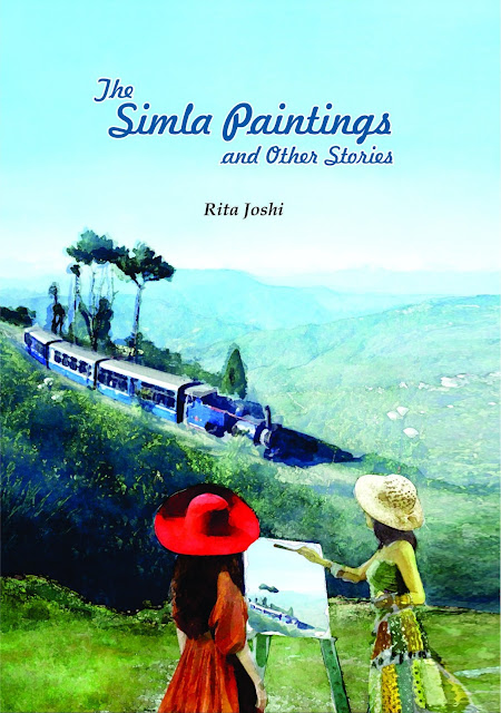 Book Review : The Simla Paintings and Other Stories - Rita Joshi