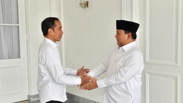 Mentan Beberkan Alasan Jokowi Pilih Prabowo yang Garap Lumbung Pangan