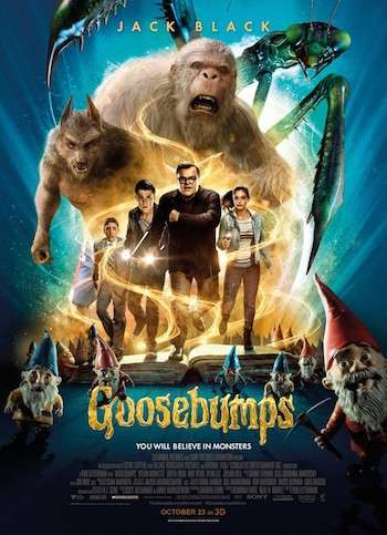 Goosebumps 2015 Hindi Dubbed