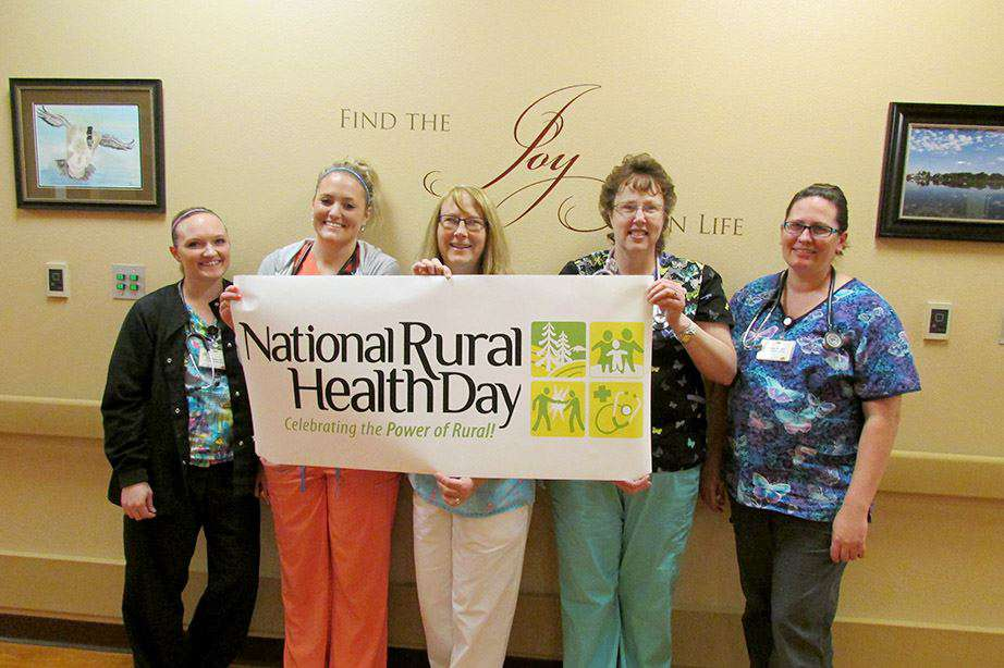 National Rural Health Day Wishes Pics