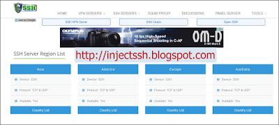 Ssh dropbear high speed premium vpn