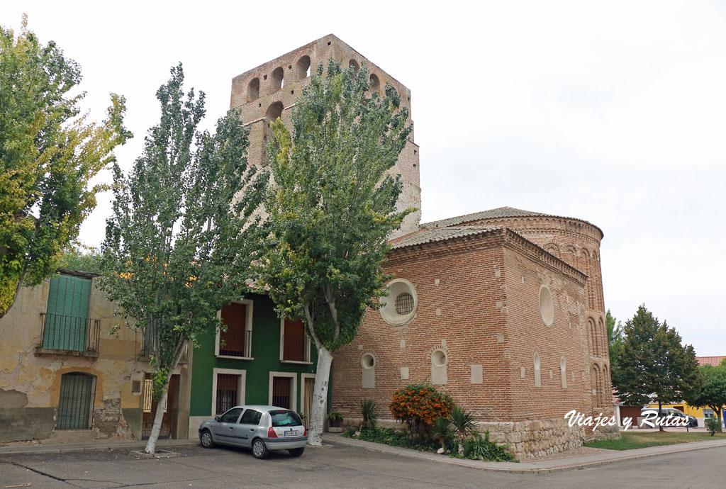 Iglesia de San Andrés de Olmedo
