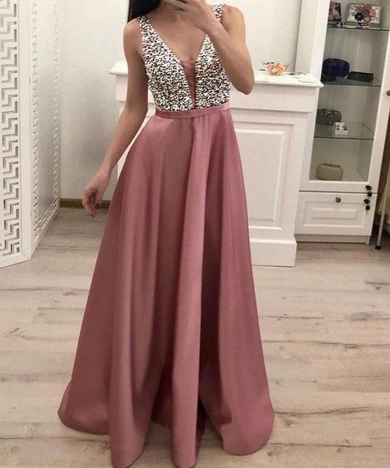 اجدد الفساتين السهرة المميزة والفريدة