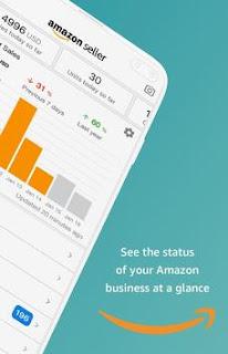 Amazon business on the go with Amazon Seller