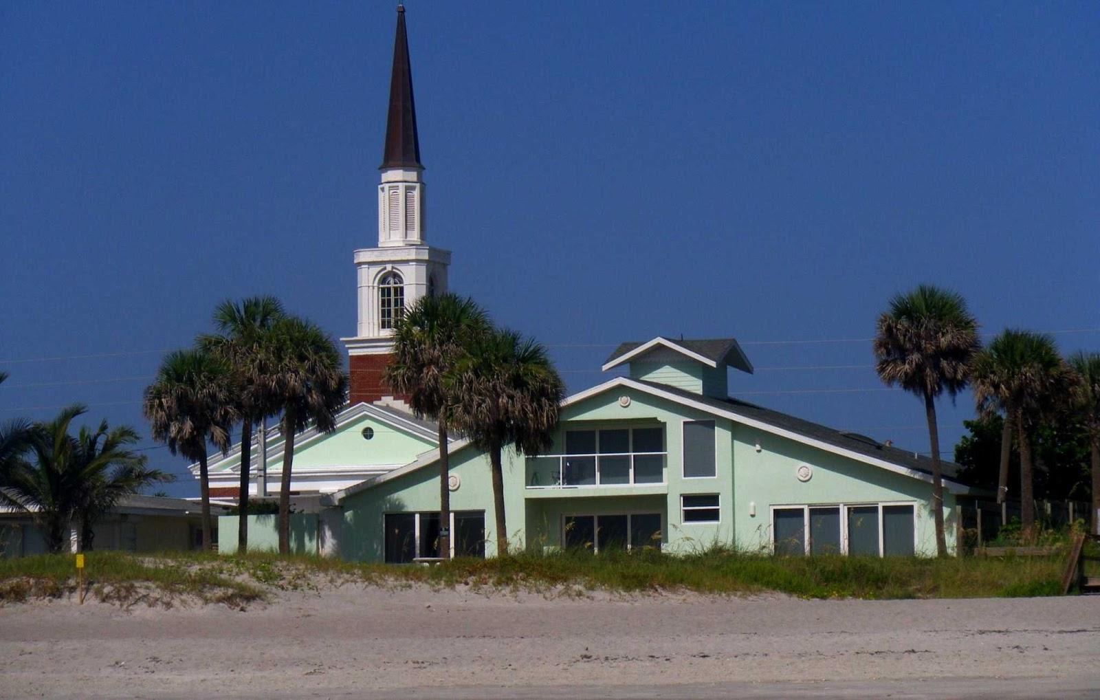iglesia cocoa beach