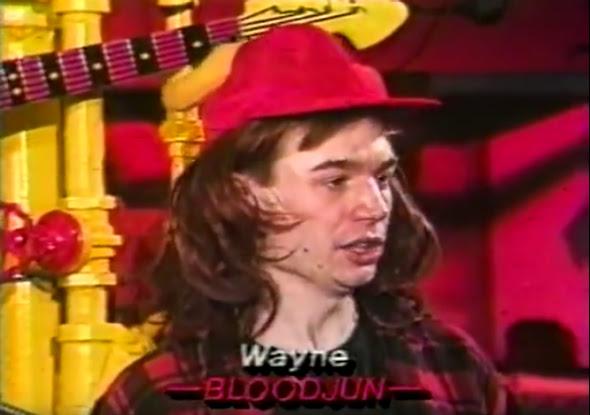 Mike Myers en el programa Wayne's Power Minute