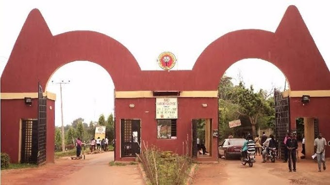 """""""They Cause Chaos With Their Cars"""" - Auchi Poly Bans Students From Entering Into The School With Cars"""