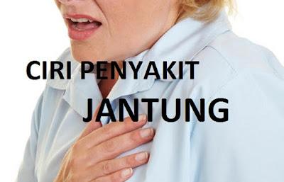 ciri ciri penyakit jantung lemah