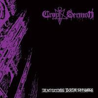 """Το single των Crypt Sermon - """"De Mysteriis Doom Sathanas"""""""