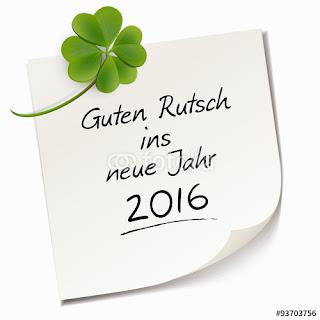 Rutsch ins neue Jahr 2017 Bilder