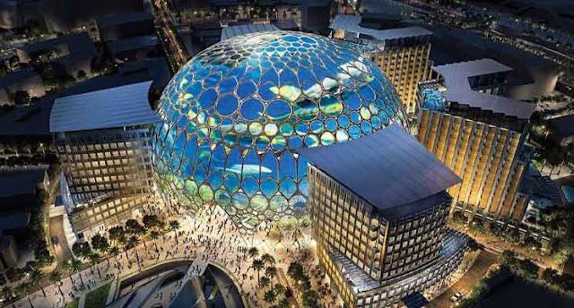 Dubai Expo 2020 Schedule