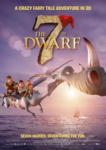 The 7th Dwarf (2014) ยอดฮีโร่คนแคระทั้งเจ็ด
