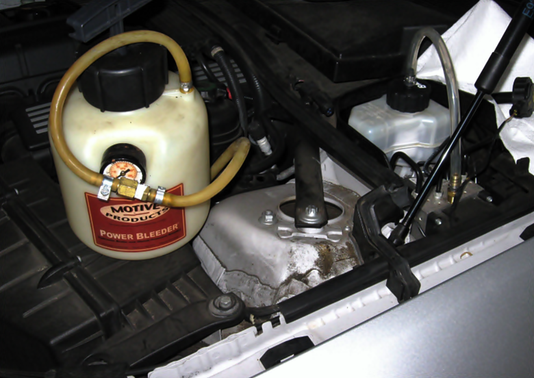 BMW Brake Fluid Flush Cost