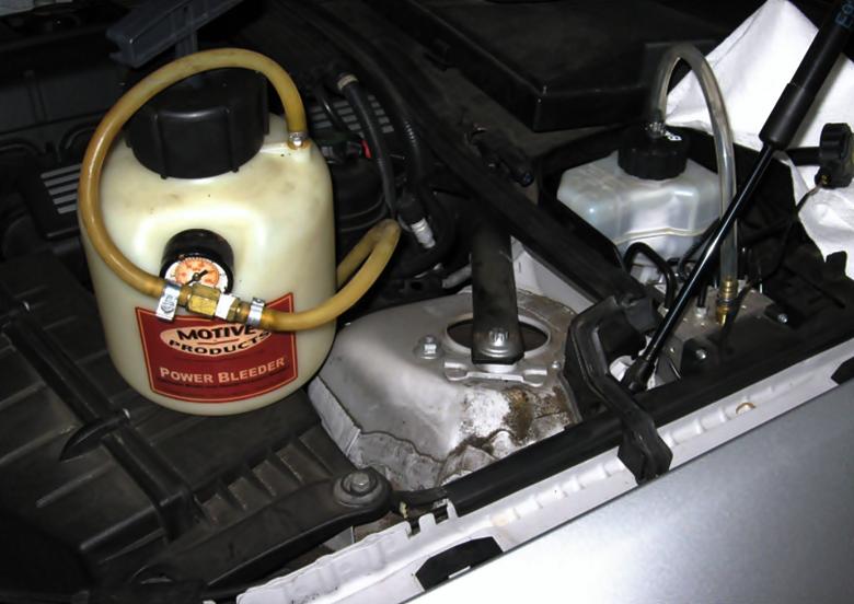 BMW Brake Fluid Flush Cost