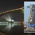 Η γέφυρα που αλλάζει σχήμα ανάλογα από το σημείο που την κοιτούν οι περαστικοί. Γιατί θυμίζει τρενάκι του λούνα παρκ...