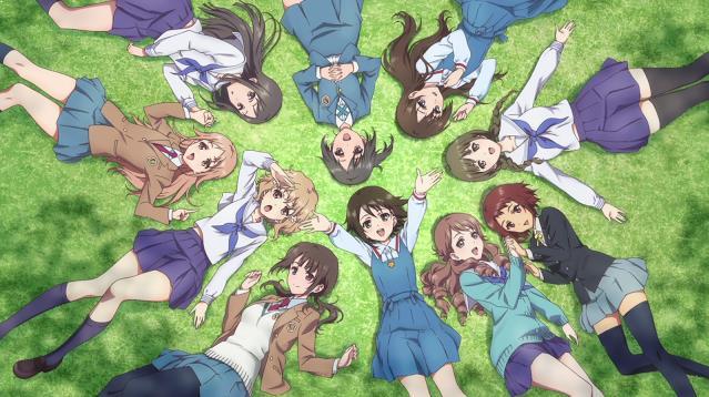 True Tears - Daftar Anime Romance School Terbaik Sepanjang Masa