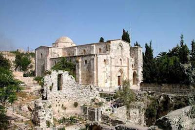 Gereja St Anna dan Kolam Bethesda