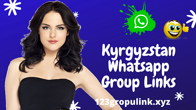 Join 600+ Kyrgyzstan Whatsapp group link