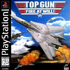 Top Gun - Fire at Will - PS1 - ISOs Download