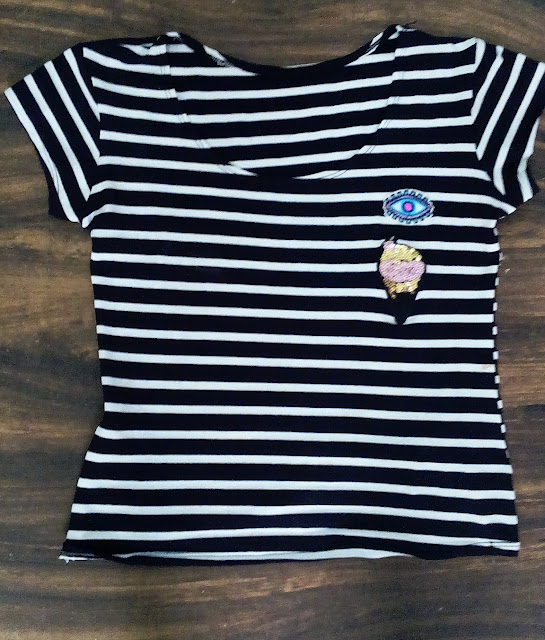 look-t-shirt-listrada