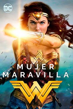 LA MUJER MARAVILLA - WONDER WOMAN 2017 HD ONLINE