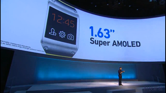 詳盡報導 SAMSUNG Galaxy Note 3、Note 10.1、 Galaxy Gear 發表會內容 Galaxy+Gear+-13