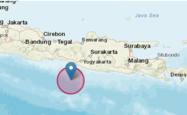 Gempa Bumi Berkekuatan Magnitudo 5.2 Guncang Bantul