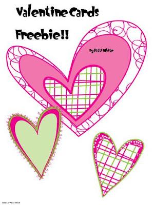 Classroom Freebies Valentine S Day Cards Freebie