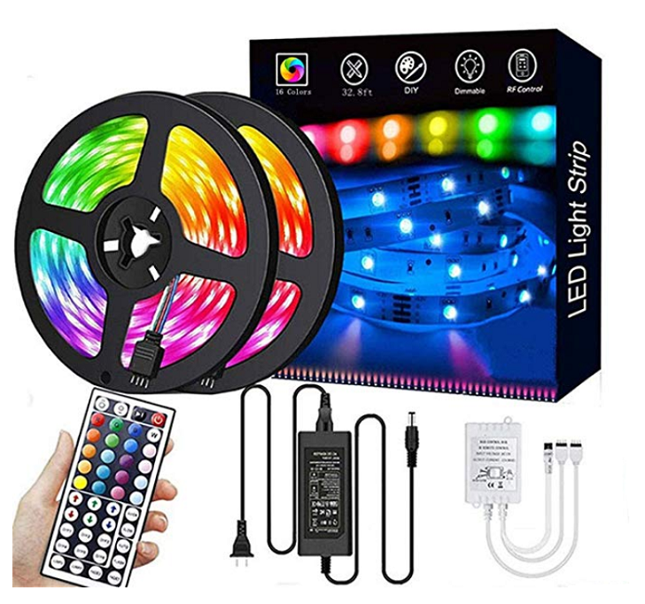 LED Strip Lights, L8star Color Changing Rope Lights