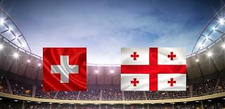 Швейцария - Грузия смотреть онлайн бесплатно 15 ноября 2019 Швейцария - Грузия прямая трансляция в 22:45 МСК.