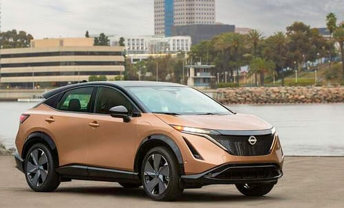 Nissan wants to use electric car engines