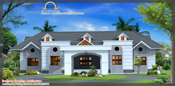 House plans designs - 3d house design