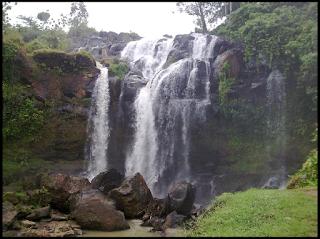Objek Wisata Air Terjun Putri Malu Lampung
