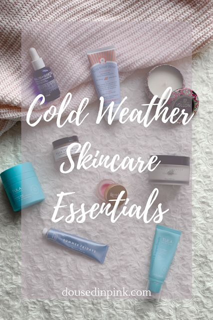 cold weather skincare essentials