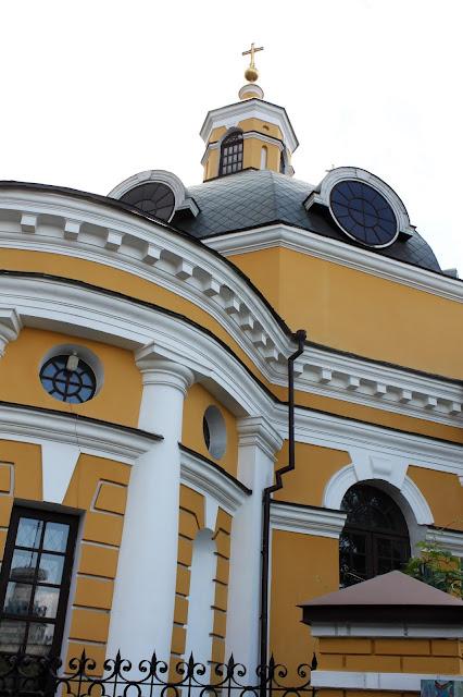 Церковь на Почтовой площади