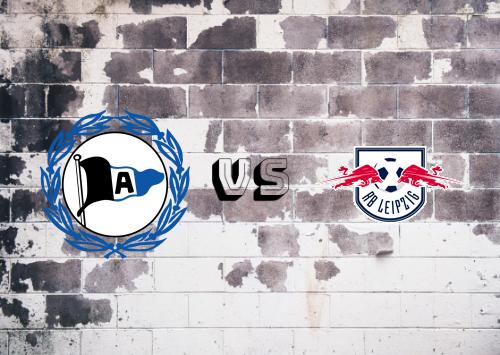 Arminia Bielefeld vs RB Leipzig  Resumen