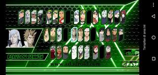 Naruto Senki Mod Jinchuuriki Battle Apk