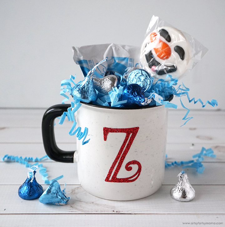 Personalized Christmas Eve Mug Gift
