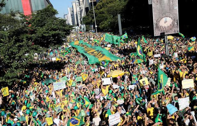 Manifestação dia 26
