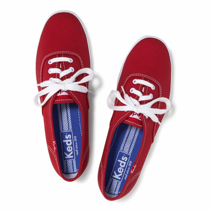 Taylor Swift for Keds Sneaker Collection 2014