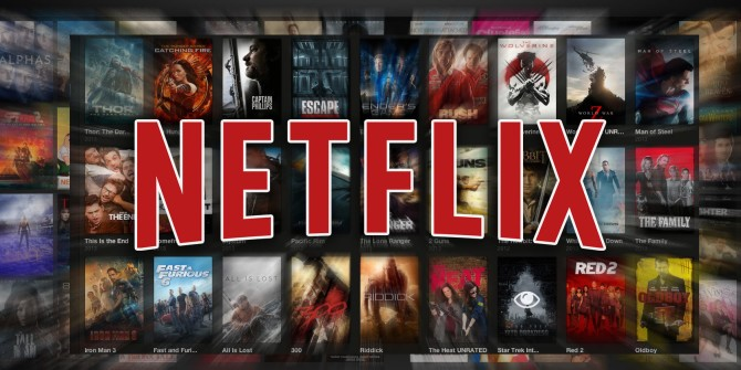 213 Filmes que Deixarão a Netflix em Março