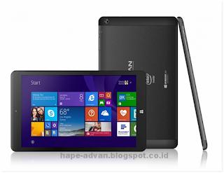 Harga Tablet Advan w100 Juni 2016