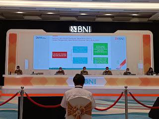 Usulan Penggunaan Dividen Bank BNI