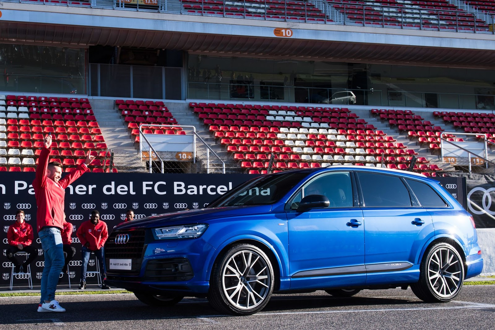real madrid rival barcelona players  awardedc fleet  audis types cars