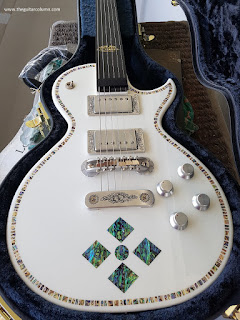 Zemaitis A24SU White Pearl Diamond