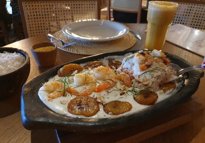 Restaurante Casa do Saulo