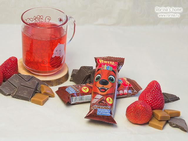 злаковые батончики Matti Kids шоколад отзывы